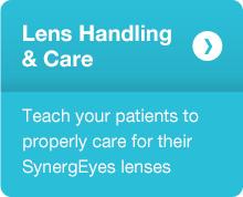 Lens Care & Handling