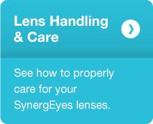 Lens Handling & Care