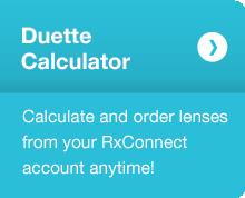 Duette Calculator