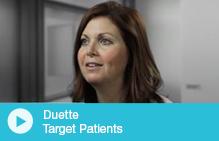 Duette Target Patients