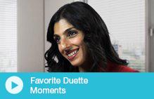 Favorite Duette Moments