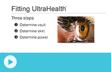 UltraHealth Fitting Guide