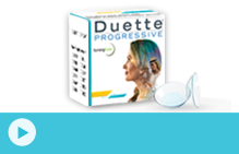 Have Presbyopia? Transform your vision with Duette Progressive