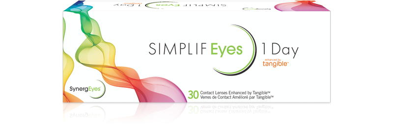 SimplifEyes 1Day Daily Disposable Soft Contact Lens