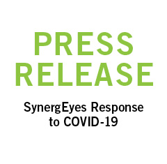 SynergEyes Response to COVID-19