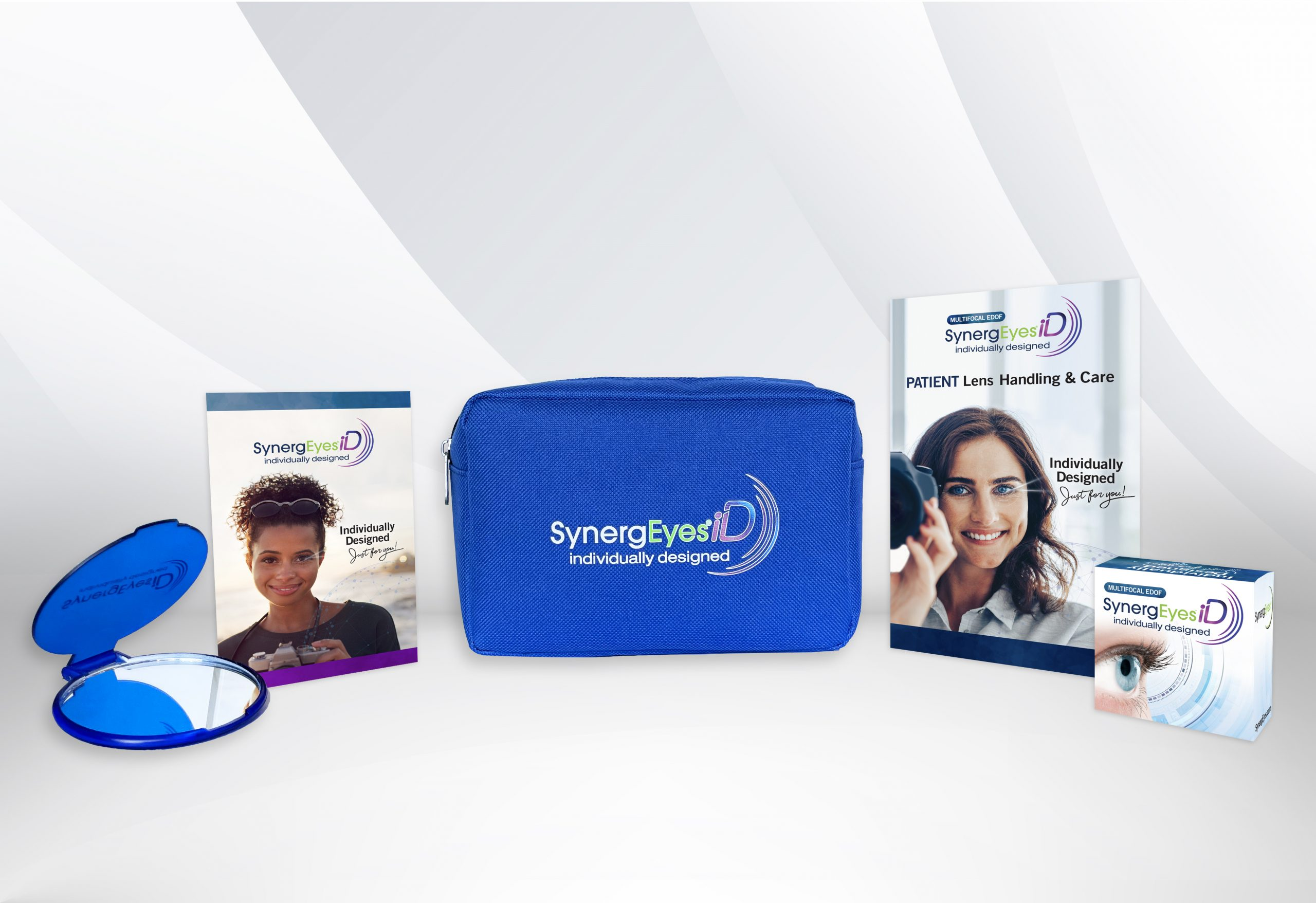 New SynergEyes iD  Patient Resources
